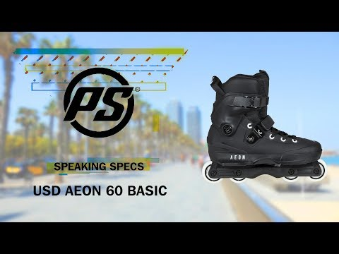 Video USD Roller Street AEON 60 BASIC Noir