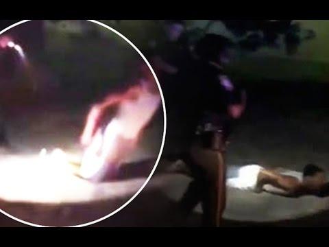 Cop Tases Kneeling Black City Councilman In Same Town Sandra Bland Died In