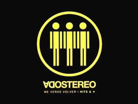Soda Stereo - Cuando pase el temblor