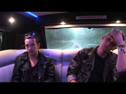 The 1975 interview - Matthew Healy and George Daniel (part 2)