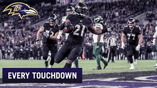 Every Ravens Touchdown 2019 Season   Baltimore Ravens