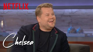 James Corden (Full Interview)   Chelsea   Netflix
