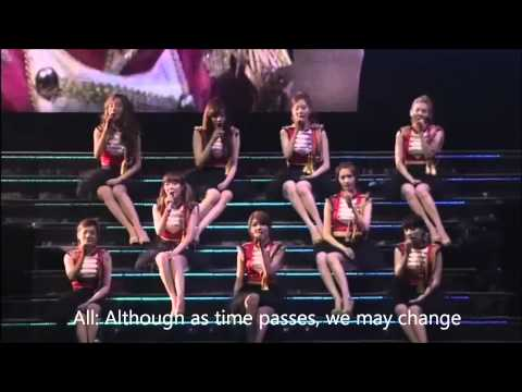 SNSD Complete(Eng sub)