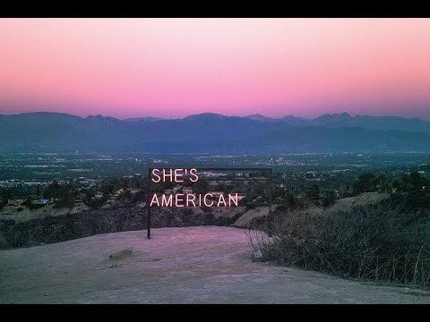 The 1975 - She's American LYRICS