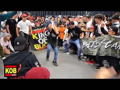 Baby Street Beast aka Baby Krow vs Twiggz Deuce|FINAL|YOUNG GUNS BATTLE 6|2018.05.20
