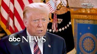 Donald Trump calls Kamala Harris 'phony' | WNT
