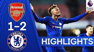 Arsenal 1-2 Chelsea   Tammy Abraham Scores Late Winner!   Highlights