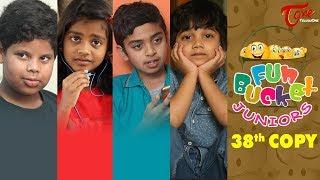 Fun Bucket JUNIORS | Episode 38 | Kids Funny Videos | Comedy Web Series | By Sai Teja - TeluguOne