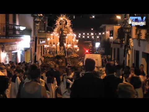 Procesión de la Virgen del Carmen de San Juan de Aznalfarache