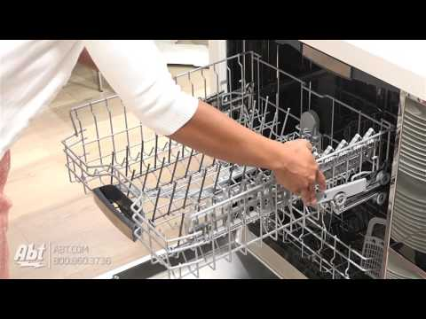 """Bosch Benchmark Series 24"""" Flush Handle Built-In Dishwasher SHP7PT55UC - Overview"""