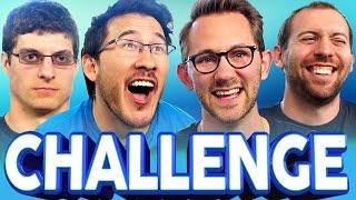 SOUND EFFECTS CHALLENGE | Matthias ft. Markiplier & LordMinion777