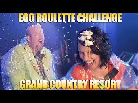 Egg Roulette Challenge at Grand Country Resort | Branson Missouri