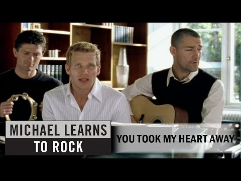 Michael Learns To Rock - You Took My Heart Away [Official Video] (with Lyrics Closed Caption)