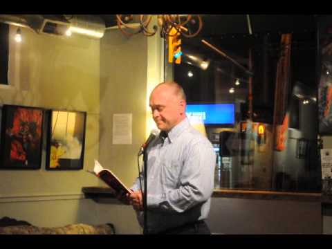 Chris Jennings Reads Part 2