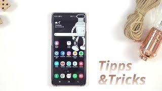 Samsung Galaxy S10 (Plus): die BESTEN Tipps, Tricks & Funktionen | deutsch