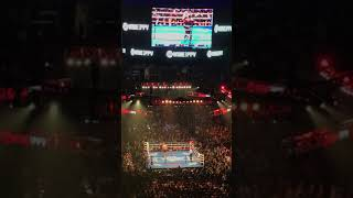 Tyson Fury vs Deontay Wilder, last round