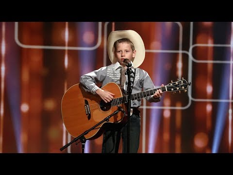 Exclusive: Kid Yodeler Mason Ramsey Sings 'Jambalaya'