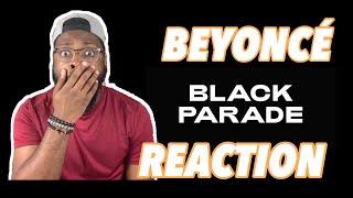 BEYONCÉ - BLACK PARADE (REACTION)