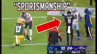 NFL Good Sportsmanship || ᕼᗪ 4
