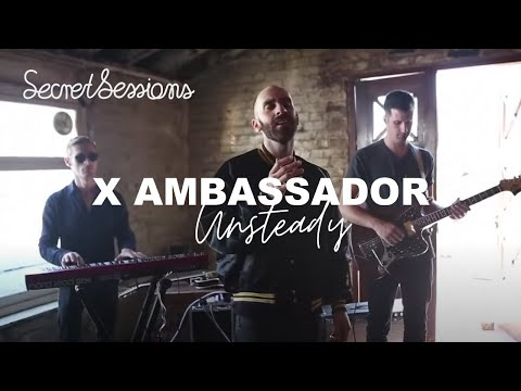 Unsteady (Live Session / Acoustic Version)