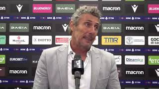 UDINESE-NAPOLI 0-4 I 20 SETTEMBRE 2021 I Intervista post partita GOTTI