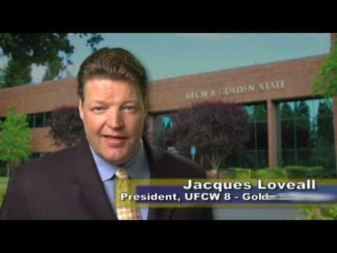 UFCW 8-Golden State - Jacques Loveall thanks volunteers