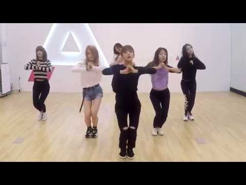 Apink - Only One - mirrored dance practice video - 에이핑크 내가 설렐 수 있게 안무 연습 영상