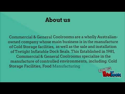 Best Coolroom Manufacturers in Australia at Cheap Price
