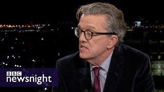 Kurt Andersen on Donald Trump and Fantasyland – BBC Newsnight