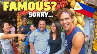 FAMOUS FOREIGN VLOGGER IN THE PHILIPPINES? (Sorry This Was Bad)