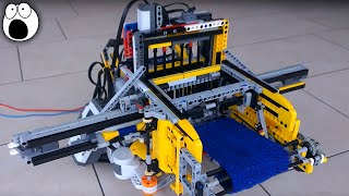 10 MOST AMAZING Lego Machines