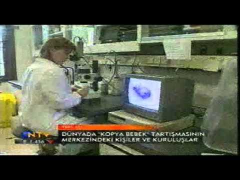 Prof.Dr.Haydar BAĞIŞ NTV Klonlama