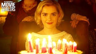 "CHILLING ADVENTURES OF SABRINA ""Happy Birthday"" Teaser Trailer NEW (2018) - Netflix Series"