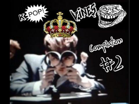 Best K-Pop Vines Compilation #2 (HUGE)