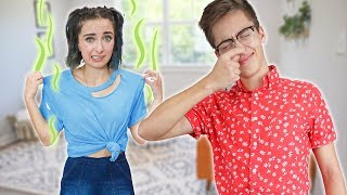 Will Friends Tell Me that I SMELL BAD? Will Boyfriend Say Something? | True Friends Test