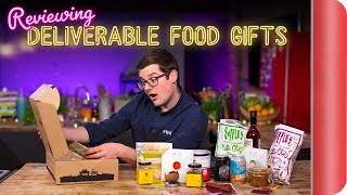Reviewing Deliverable Food Gifts