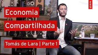 Palestra com Tomás de Lara