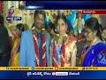 Watch: YS Jagan attends marriage function in Guntur