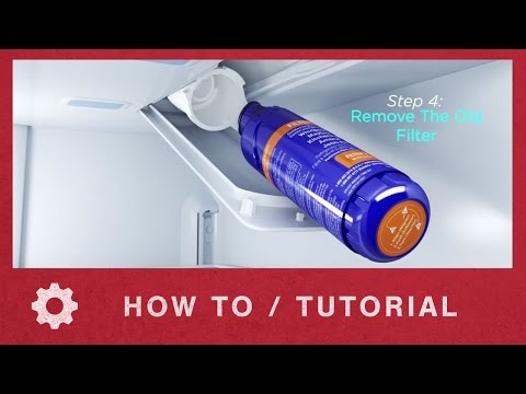 How to Install Whirlpool EveryDrop Ice & Water Refrigerator Filter 2