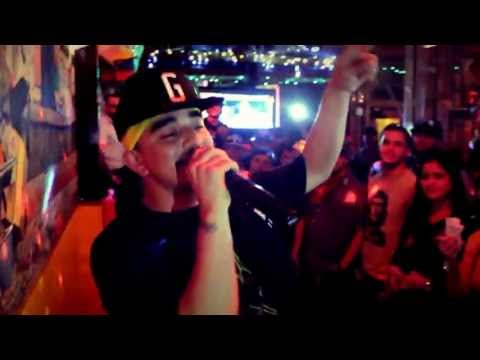 cejaz negraz - reina (live in boston 2013)