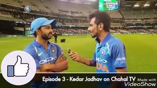 Plan between Dhoni and Kedar jadhav to seal the series