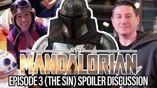 The Mandalorian Episode 3 (The Sin) Spoiler Discussion