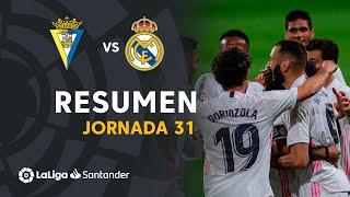 Highlights Cádiz CF vs Real Madrid (0-3)