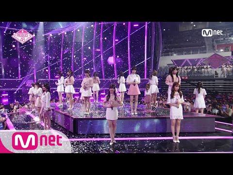 [ENG sub] PRODUCE48 [단독/최종회] 꿈을 꾸는 동안 생방송 무대 180831 EP.12