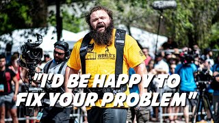 Robert Oberst Responds to Trash Talkers