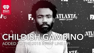 Childish Gambino Added To The 2018 iHeartRadio Music Festival Line Up!