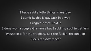 Eminem - Lucky You (ft. Joyner Lucas) (Lyrics)