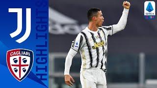 21/11/2020 - Campionato di Serie A - Juventus-Cagliari 2-0, gli highlights