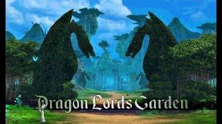 Aion - Cygnea: Dragon Lords Garden (1 Hour of Music)