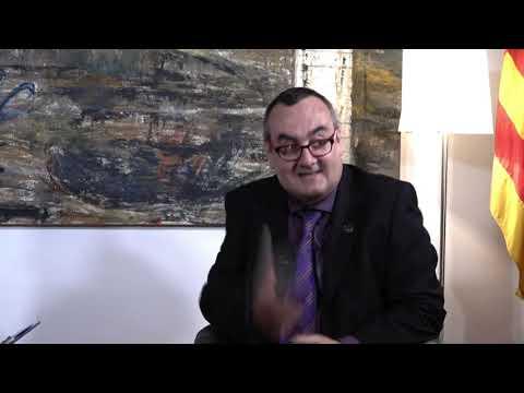 Entrevista a Enrique Barrachina - Certamen Diputació de València 2019